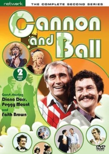 Cannon and Ball: The Complete Second Series, DVD  DVD