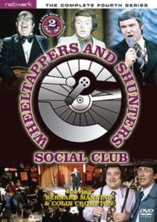 The Wheeltappers and Shunters Social Club: Series 4, DVD DVD