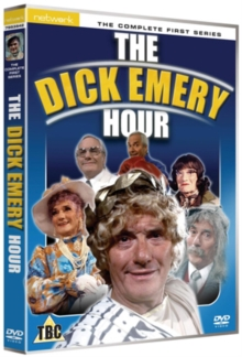 Dick Emery: The Dick Emery Hour, DVD  DVD