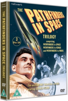 Pathfinders in Space: Trilogy, DVD  DVD