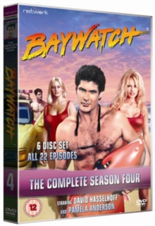 Baywatch: The Complete Series 4, DVD  DVD