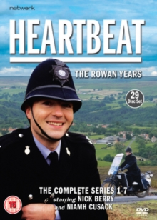 Heartbeat: The Rowan Years, DVD  DVD