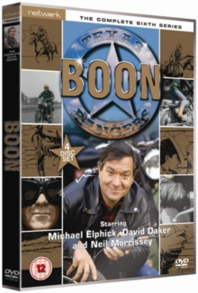 Boon: The Complete Series 6, DVD  DVD