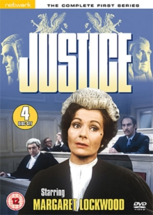 Justice: The Complete First Series, DVD  DVD