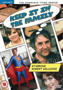 Keep It in the Family: Complete Series 3, DVD  DVD