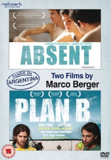 Made in Argentina - Two Films By Marco Berger, DVD  DVD
