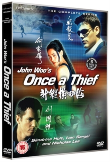 John Woo's Once a Thief: The Complete Series, DVD  DVD