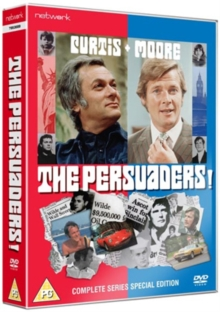 The Persuaders!: Complete Series, DVD DVD