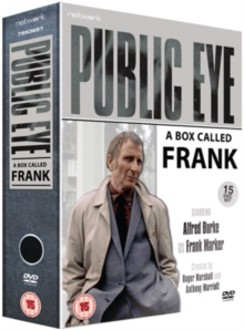 Public Eye: The Complete Series, DVD  DVD