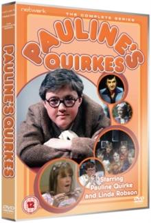 Pauline's Quirkes: The Complete Series, DVD  DVD