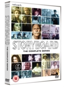 Storyboard: The Complete Series, DVD  DVD