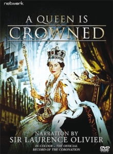 A   Queen Is Crowned, DVD DVD