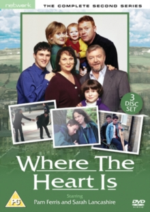 Where the Heart Is: The Complete Second Series, DVD  DVD