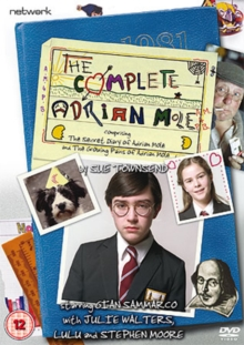 Adrian Mole: The Complete Series, DVD  DVD