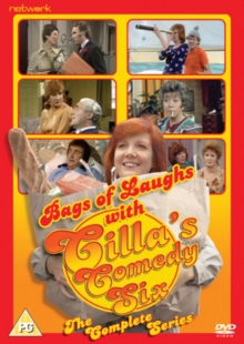 Cilla's Comedy Six: The Complete Series, DVD  DVD