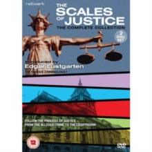 The Scales of Justice: The Complete Collection, DVD DVD
