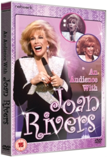 Joan Rivers: An Audience With Joan Rivers, DVD  DVD