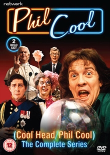Phil Cool: Phil Cool/Cool Head, DVD  DVD