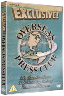 Overseas Press Club: The Complete Series, DVD  DVD