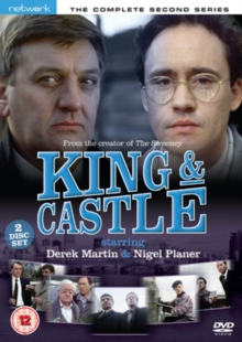 King and Castle: The Complete Series 2, DVD  DVD
