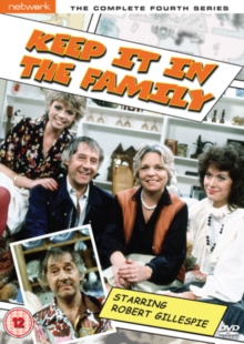 Keep It in the Family: Complete Series 4, DVD  DVD