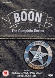 Boon: The Complete Series, DVD  DVD