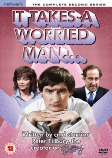 It Takes a Worried Man: Series 2, DVD  DVD