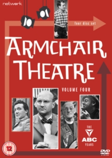 Armchair Theatre: Volume 4, DVD  DVD