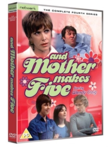 And Mother Makes Five: The Complete Fourth Series, DVD  DVD