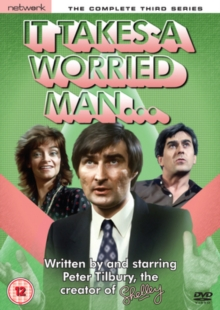 It Takes a Worried Man: Series 3, DVD  DVD