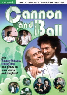 Cannon and Ball: The Complete Seventh Series, DVD  DVD