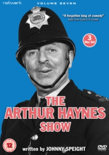 The Arthur Haynes Show: Volume 7, DVD DVD