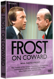 Frost On Coward, DVD  DVD