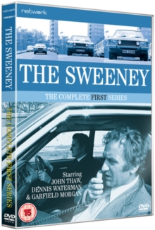 The Sweeney: Complete First Series, DVD DVD