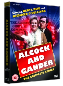Alcock and Gander: The Complete Series, DVD  DVD
