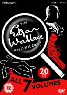 Edgar Wallace Anthology, DVD  DVD