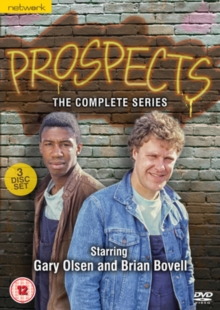 Prospects: The Complete Series, DVD  DVD