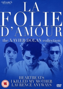 La Folie D'amour: The Xavier Dolan Collection, DVD  DVD