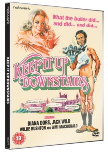 Keep It Up Downstairs, DVD  DVD