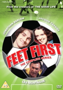 Feet First: The Complete Series, DVD  DVD