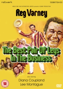 The Best Pair of Legs in the Business, DVD DVD