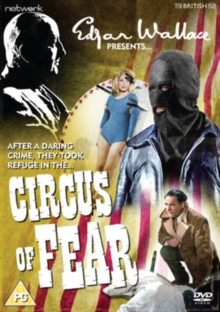Circus of Fear, DVD  DVD