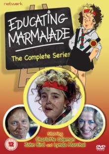 Educating Marmalade: The Complete Series, DVD  DVD