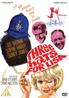 Three Hats for Lisa, DVD  DVD