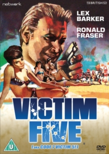 Victim Five, DVD  DVD