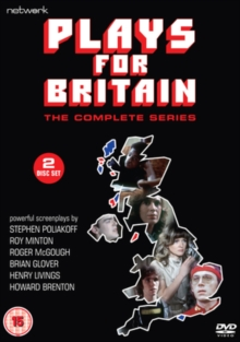 Plays for Britain: The Complete Series, DVD  DVD
