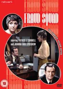 Fraud Squad: The Complete Series 2, DVD  DVD