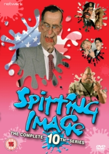 Spitting Image: The Complete Tenth Series, DVD  DVD