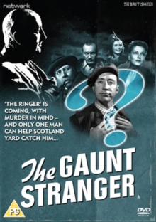 The Gaunt Stranger, DVD DVD