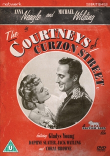 The Courtneys of Curzon Street, DVD DVD